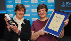 BSAVA 2016 award winners