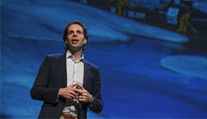 Record breaking endurance athlete Mark Beaumont inspires at BSAVA