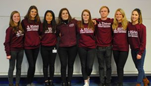 Bristol students benefit at BSAVA event