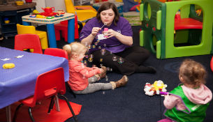 BSAVA launches crèche for Congress 2019