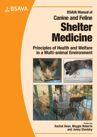 BSAVA launches new Shelter Medicine manual