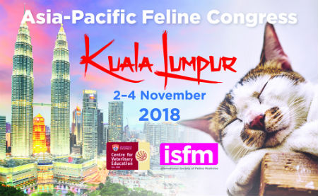Top rating for ISFM Feline Congress in Kuala Lumpur