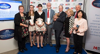 International Canine Health Awards