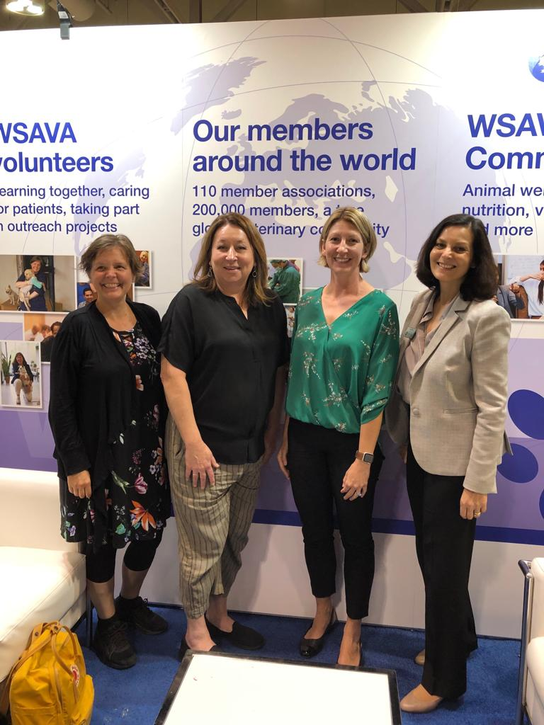 Fear Free Becomes Global Education Partner of WSAVA