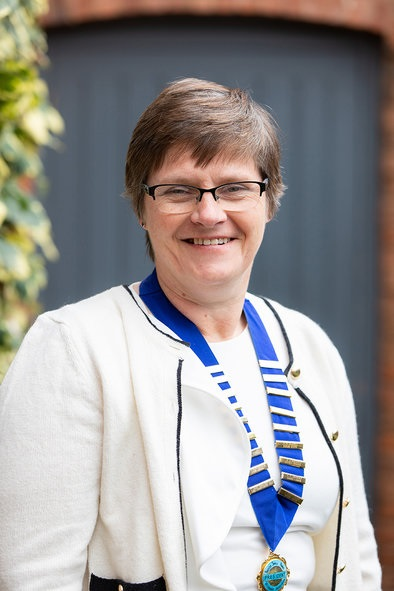 Highlights of my presidential year - BSAVA President Sue Paterson