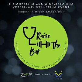 Vetfit Virtual event set to 'Raise the Bar' this September